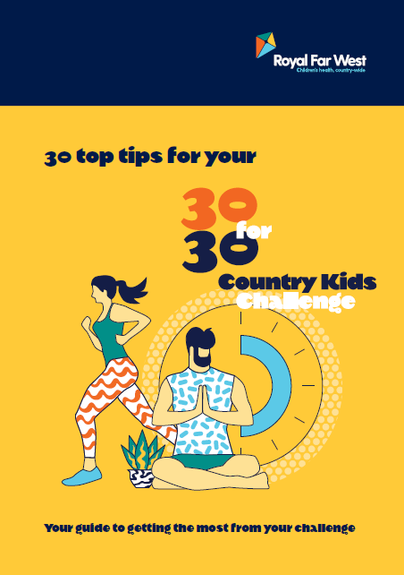 Top Tips for Your 30 for 30 Challenge